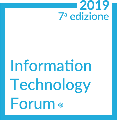 Information Technology Forum 2019